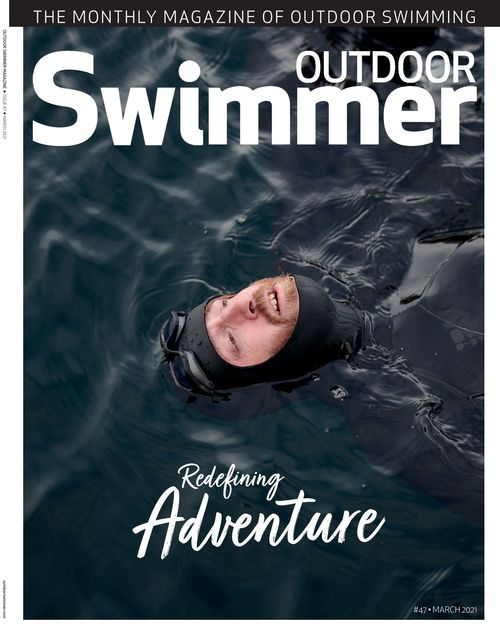 Outdoor Swimmer March 2021