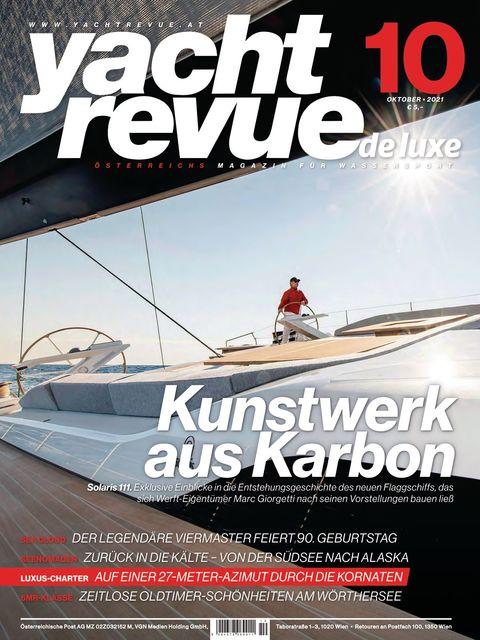 Yachtrevue Ausgabe 10/2021