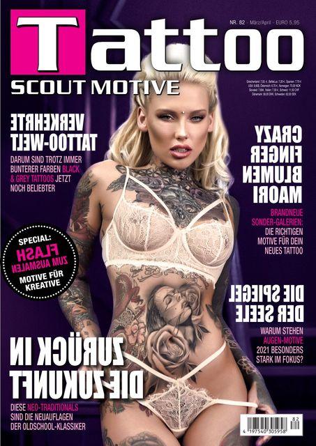 Tattoo Scout Nr. 82
