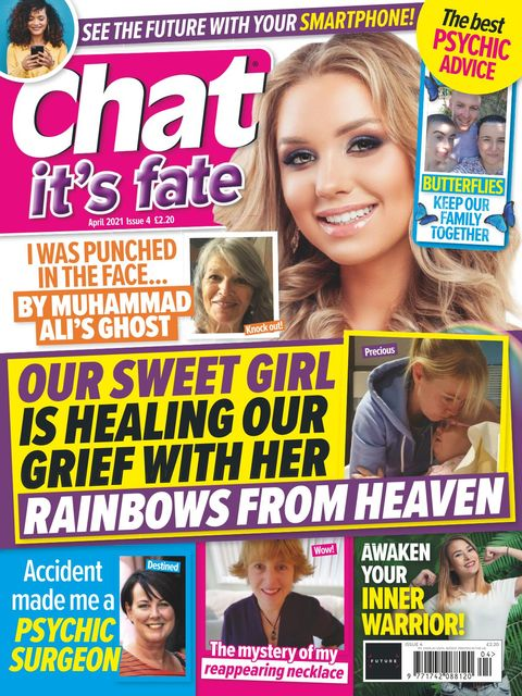 Chat It's Fate Magazine issue 04/2021