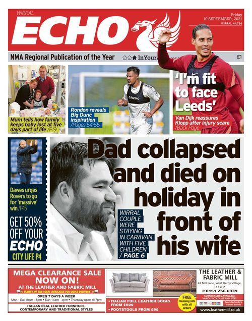 Liverpool Echo 2021-09-10
