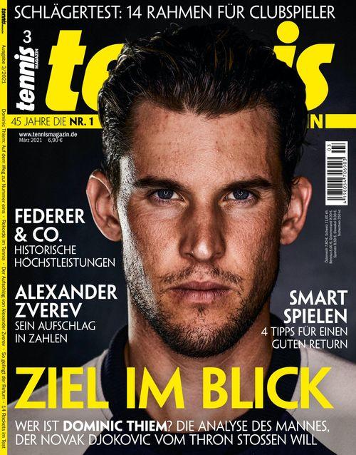 tennis MAGAZIN Ausgabe 03/2021