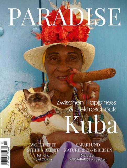PARADISE Ausgabe 02/2021