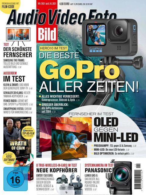 Audio Video Foto BILD Premium Ausgabe 11/2021