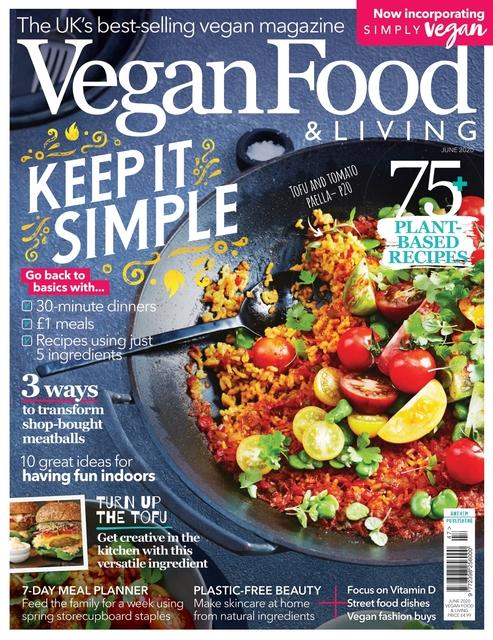 Vegan Food & Living issue 49, 06/2020
