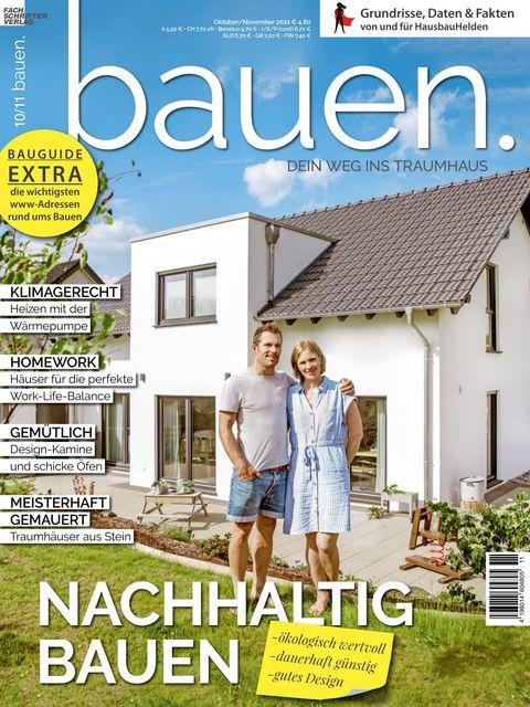 bauen. Magazin Ausgabe 10-11/2021