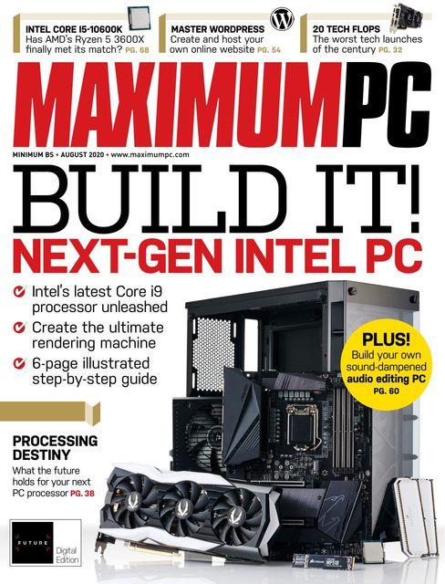 Maximum PC Magazine 2020-07-21