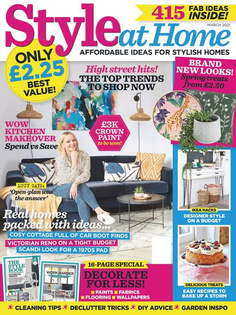 Style at Home Magazine 2021-02-03
