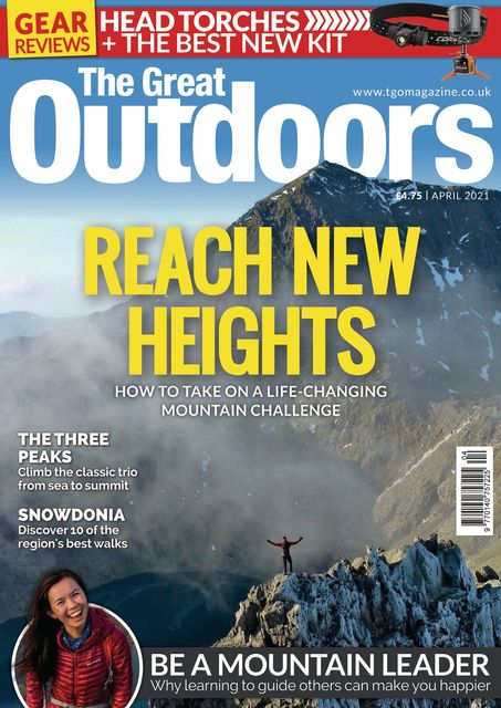 The Great Outdoors issue 04/2021