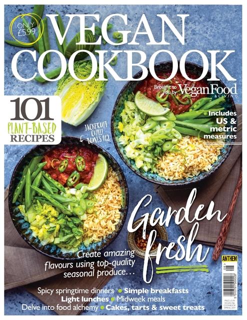 The Vegan Cookbook issue 08, Garden Fresh