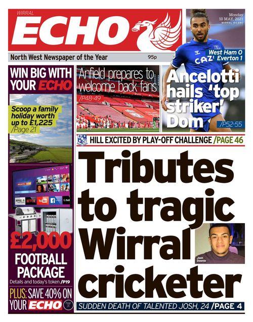 Liverpool Echo 2021-05-10