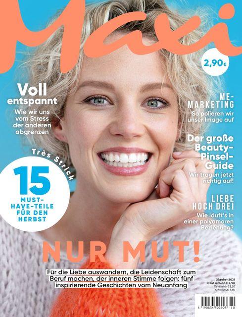 MAXI Ausgabe 10/2021