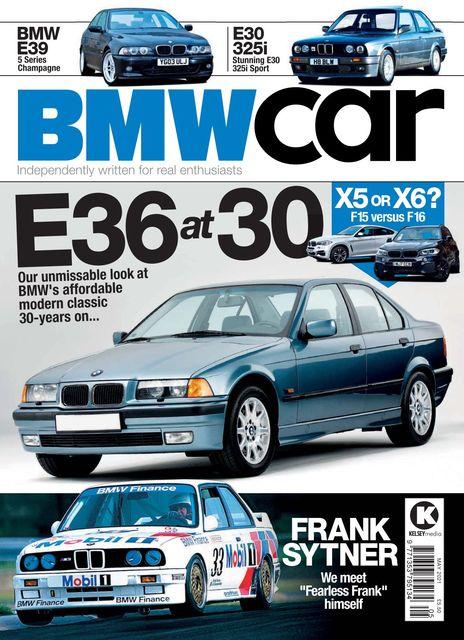 BMW Car issue 05/2021