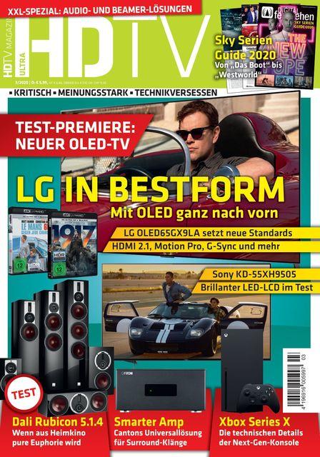 HDTV Ausgabe 03/2020