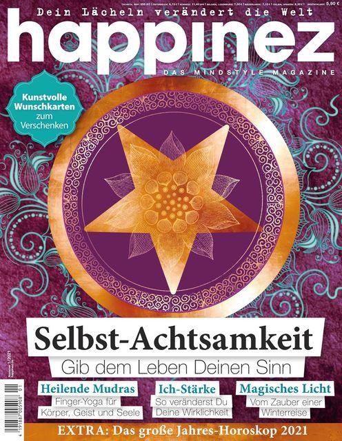 Happinez Ausgabe 1/2021