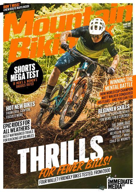 Mountain Biking UK 2021-03-16