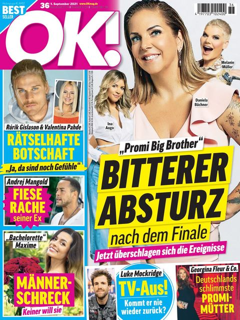 OK! Deutschland Ausgabe 36/2021