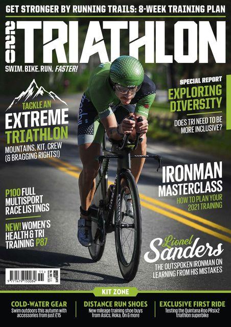 220 Triathlon issue 11/2020