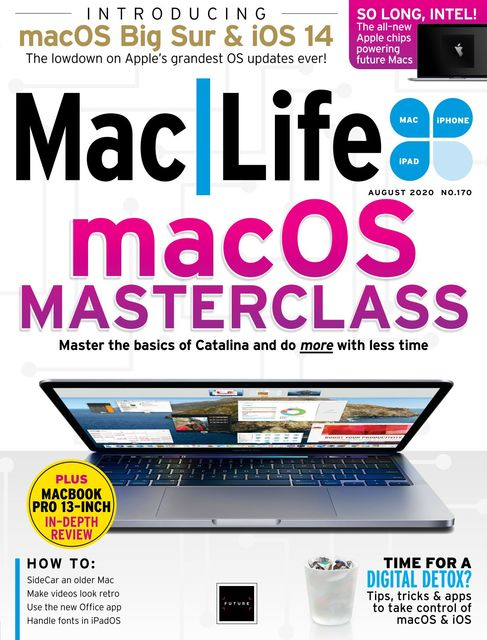 Mac Life UK 2020-07-21