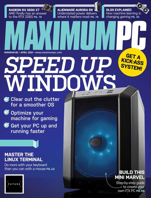 Maximum PC Magazine 2020-03-31