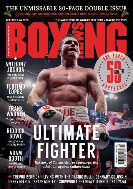 Boxing News 2020-12-24