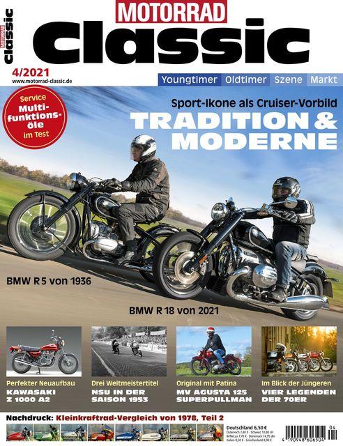 Motorrad Classic 2021-03-04
