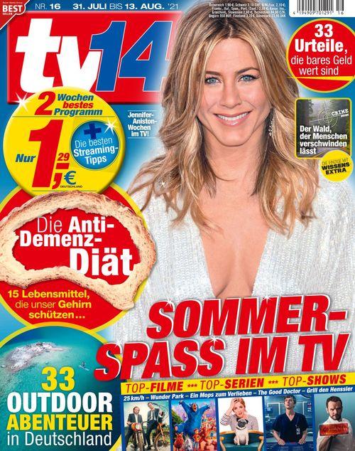 tv14 Ausgabe 16/2021
