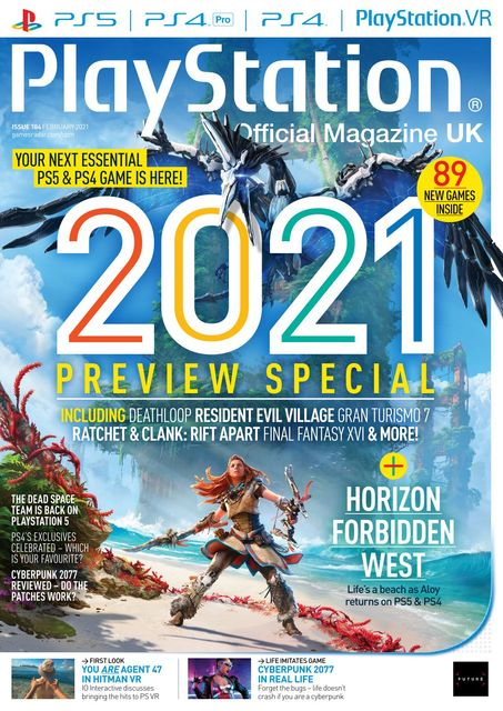 Official PlayStation Magazine 2021-01-12