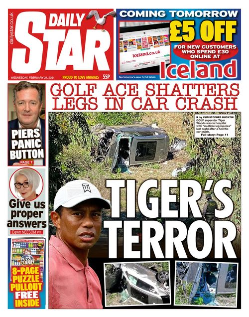 Daily Star 2021-02-24