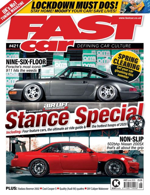 Fast Car issue 06/2020