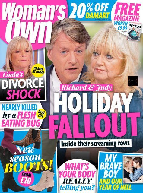 Woman's Own Magazine UK 2021-09-14