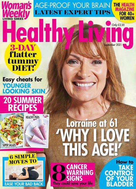 Woman's Weekly Lifestyle Magazine 2021-08-05