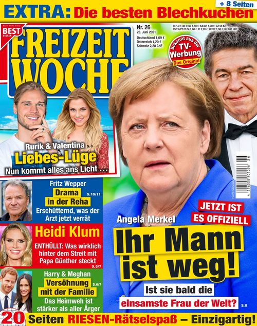Freizeitwoche Ausgabe 26/2021