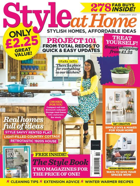 Style at Home Magazine 2021-01-06