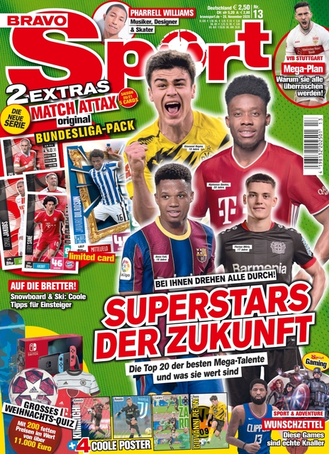 Bravo Sport Ausgabe 13/2020