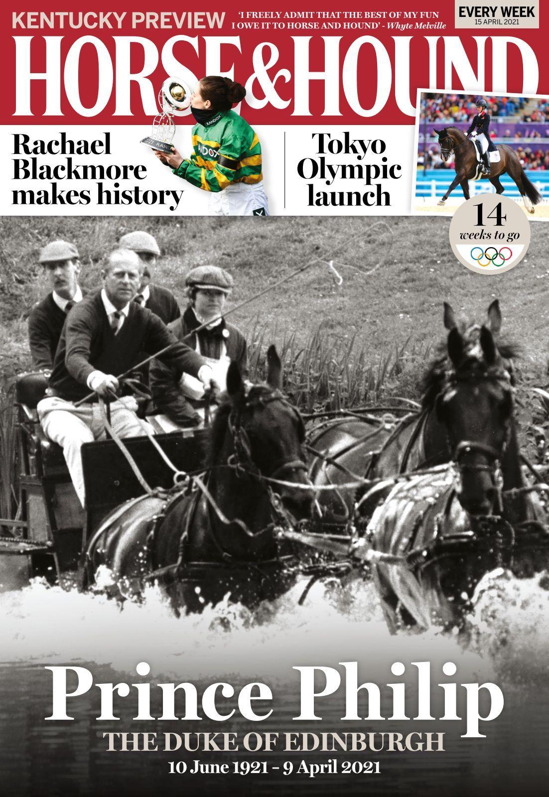 Horse Hound Magazine 2021 04 15
