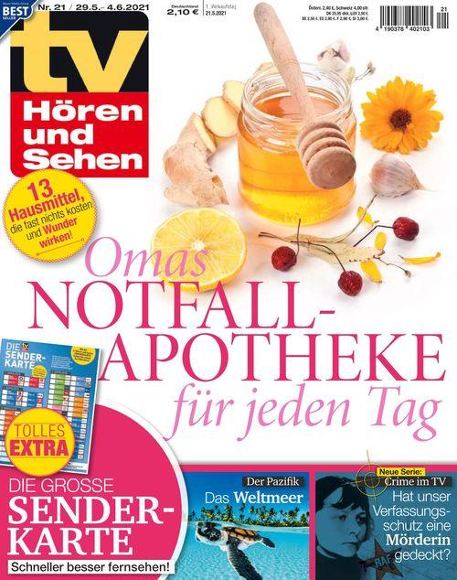 TV Hören und Sehen Ausgabe 21/2021