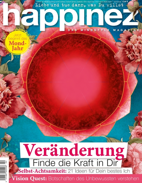 Happinez Ausgabe 2/2020