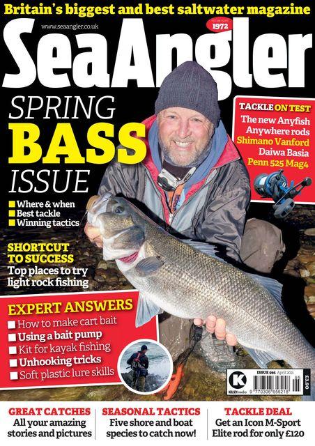 Sea Angler issue 04/2021