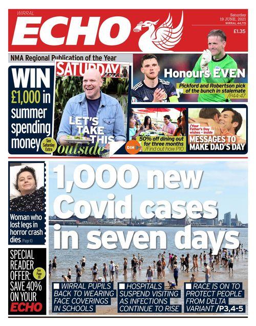 Liverpool Echo 2021-06-19
