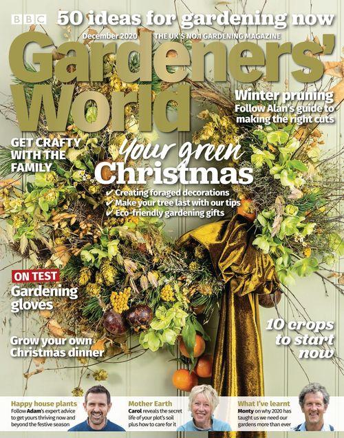 BBC Gardeners' World issue 12/2020