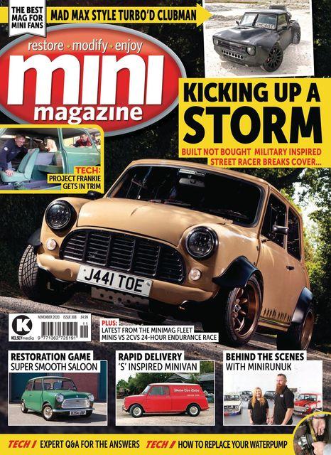 Mini Magazine issue 11/2020
