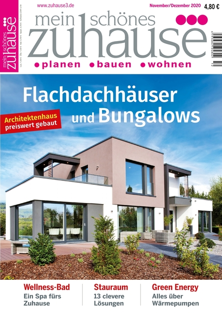 mein schönes zuhause°°° Ausgabe 11/12-2020