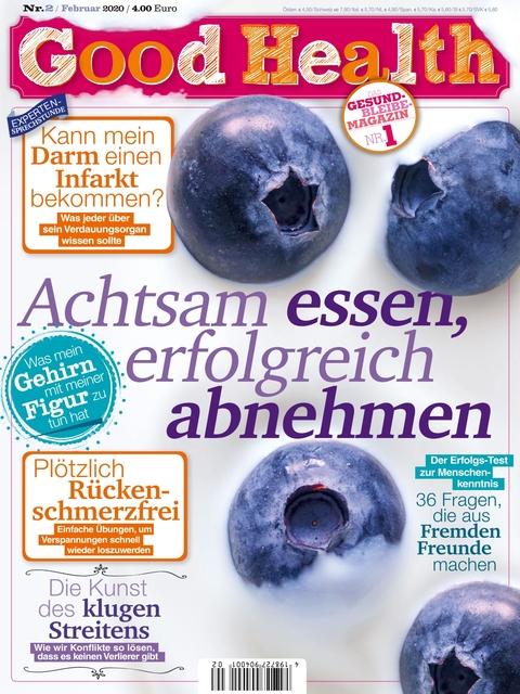 Good Health Ausgabe 2/2020