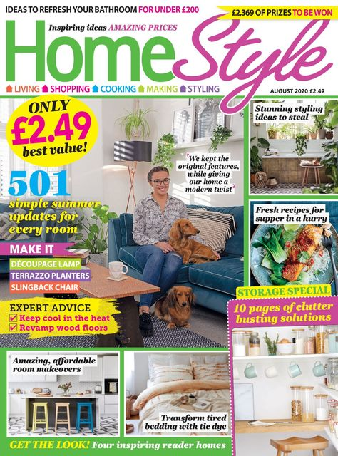 HomeStyle issue 08/2020