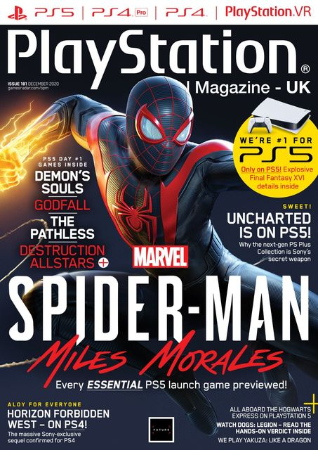 Official PlayStation Magazine 2020-10-20