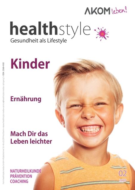 healthstyle - Gesundheit als Lifestyle Ausgabe 02/2020