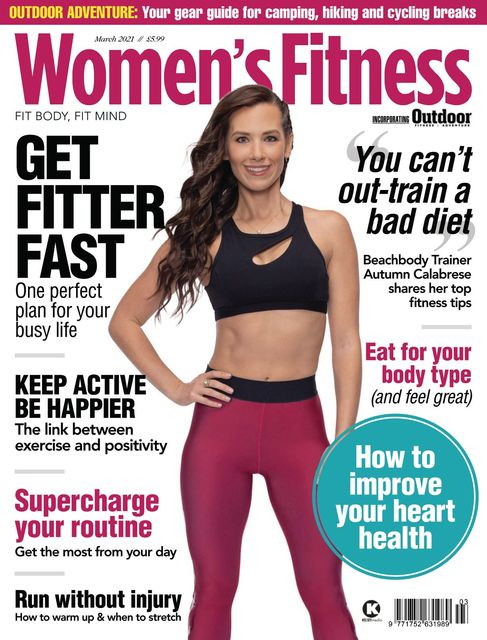 Women's Fitness issue 03/2021
