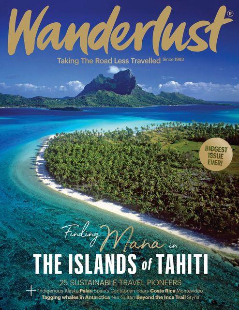 Wanderlust Travel Magazine issue 05-06/2021