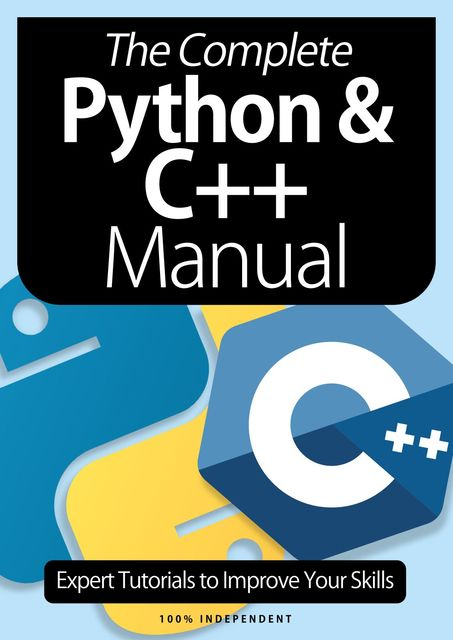 Python & C++ - The Complete Manual issue 03/2021